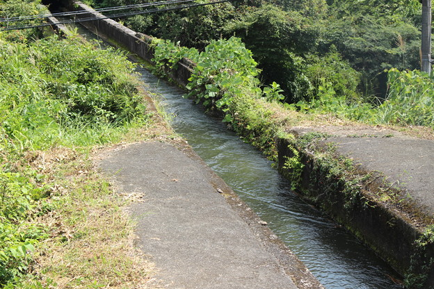 若宮井路鏡水路橋 2