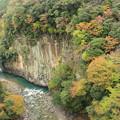 秋の滞迫峡