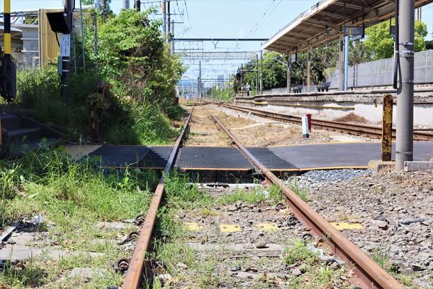 Photos: 都会のローカル線