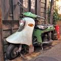 Photos: レトロバイク