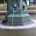 ライオン噴水