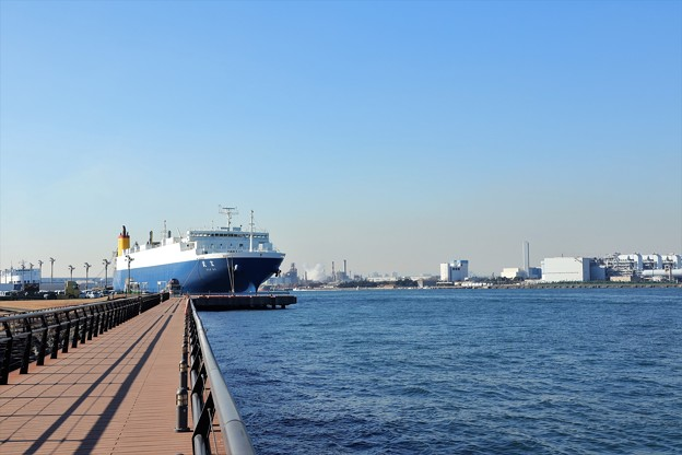 Photos: 川崎港