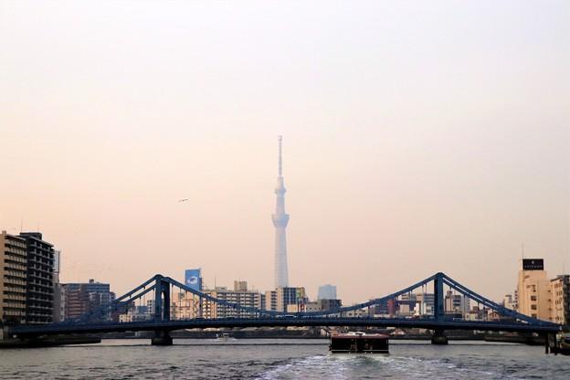 Photos: 隅田の流れ