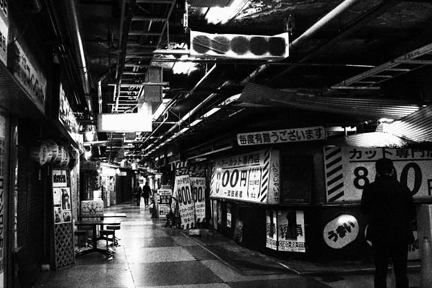 Photos: 浅草地下街