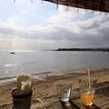 Photos: 浜辺のティー