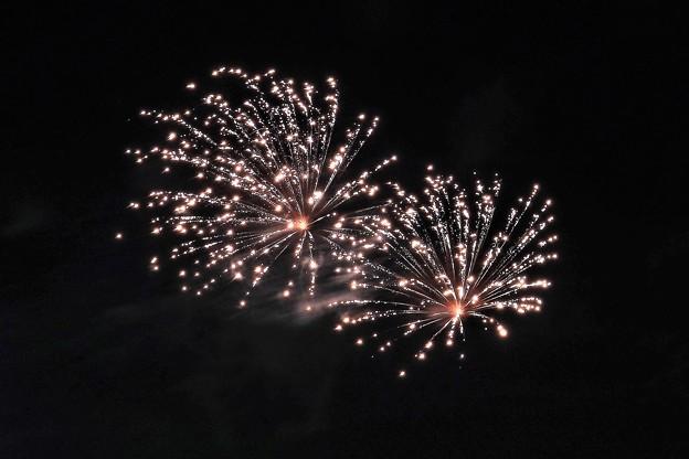 横浜の花火