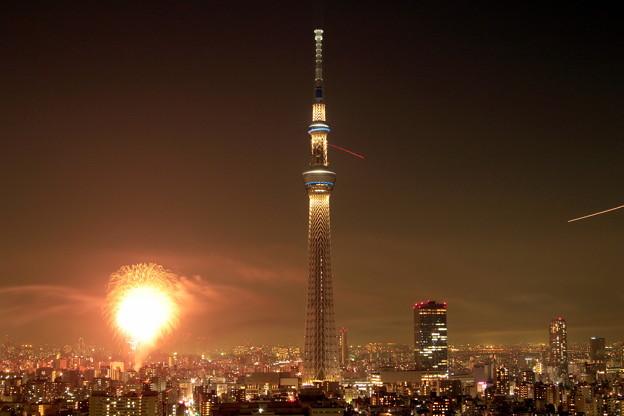 Photos: 隅田川花火大会