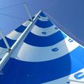 Photos: 青い帆