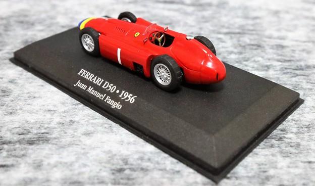 フェラーリF1D50