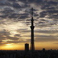 Photos: 秋の日の出