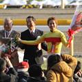 第31回 フェブラリーステークス 表彰式(14/02/23)