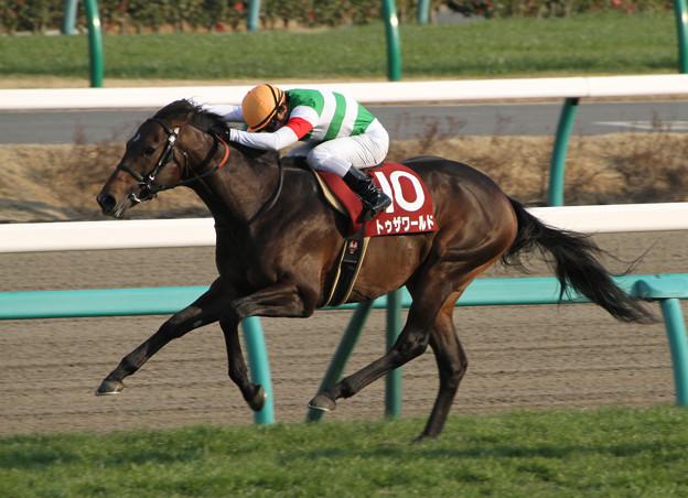 トゥザワールド レース(14/03/09・第51回 報知杯弥生賞)