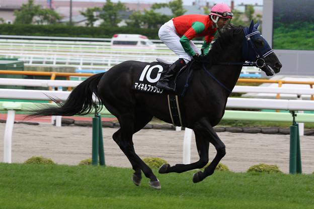 マイネルファンロン 返し馬(21/07/04・巴賞)