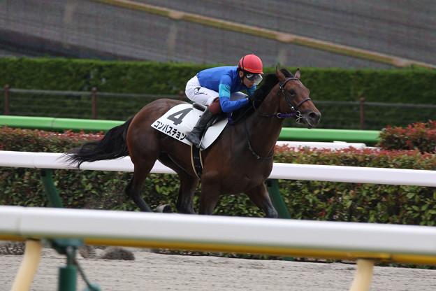 コンバスチョン レース(21/06/27・新馬戦)