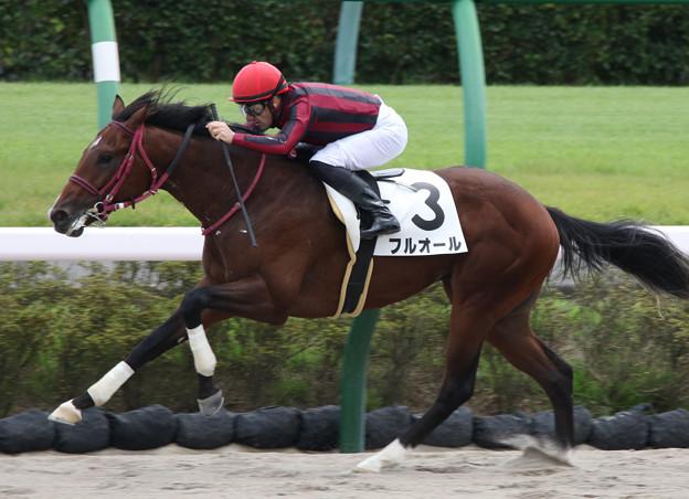 フルオール レース(21/09/25・新馬戦)