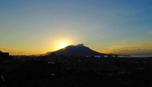 Photos: 朝陽25-夏至の朝