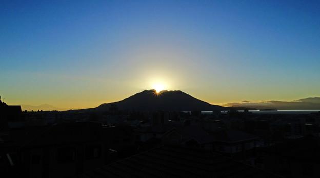 Photos: 朝陽27-ダイヤモンド桜島