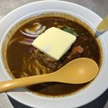 Photos: スパイス咖?担々麺(バターのせ)