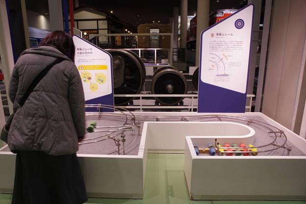 s2660_京都鉄道博物館_鉄道車両の基礎知識_車両とレール