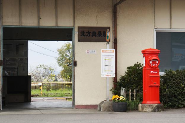 駅とポスト