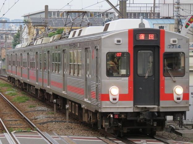 東急池上線 普通蒲田行 IMG_0353