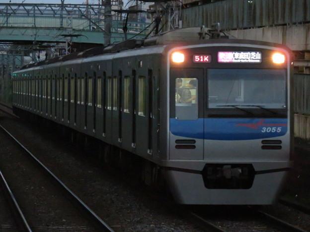 京成本線 快特芝山千代田行 IMG_0436