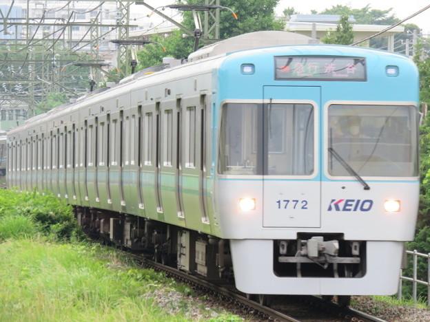 京王井の頭線 急行渋谷行 IMG_0441
