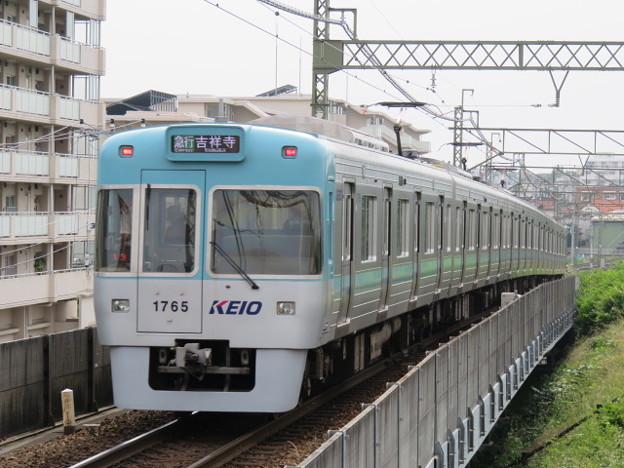 京王井の頭線 急行吉祥寺行 IMG_0442