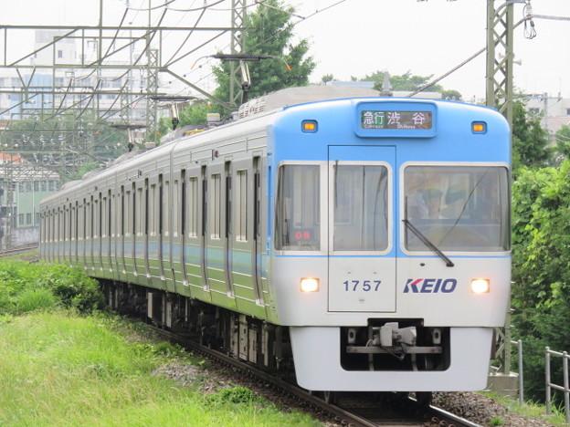 京王井の頭線 急行渋谷行 IMG_0445