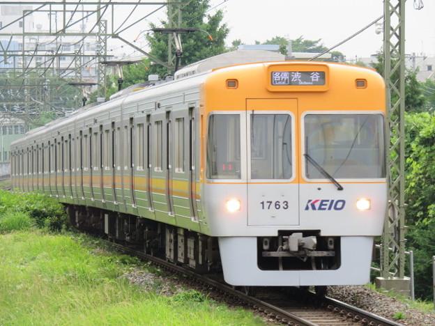 京王井の頭線 普通渋谷行 IMG_0447