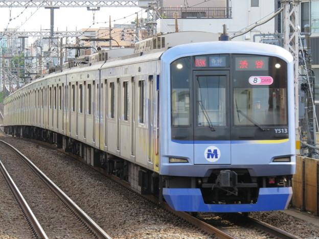 東急東横線 普通渋谷行 IMG_0520