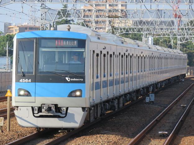 小田急小田原線 快速急行片瀬江ノ島行 IMGIMG_0659