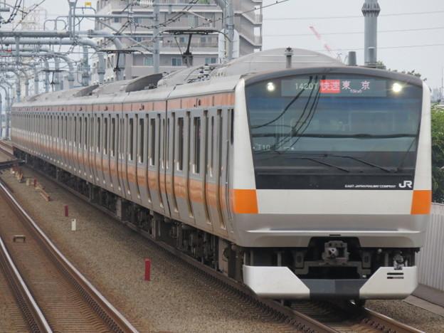 中央線 快速東京行 IMG_0692