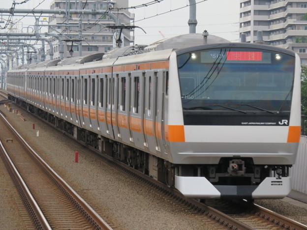 中央線 快速東京行 IMG_0696