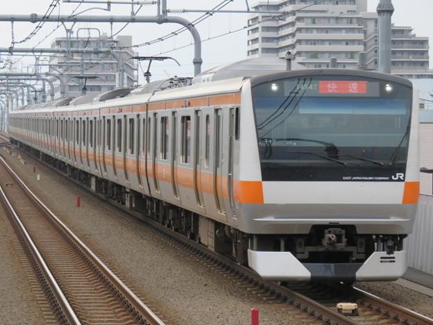 中央線 快速東京行 IMG_0699