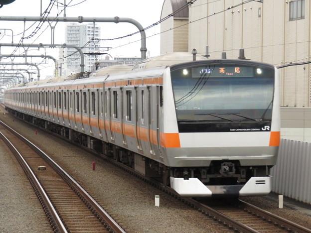 中央線 快速高尾行 IMG_0709