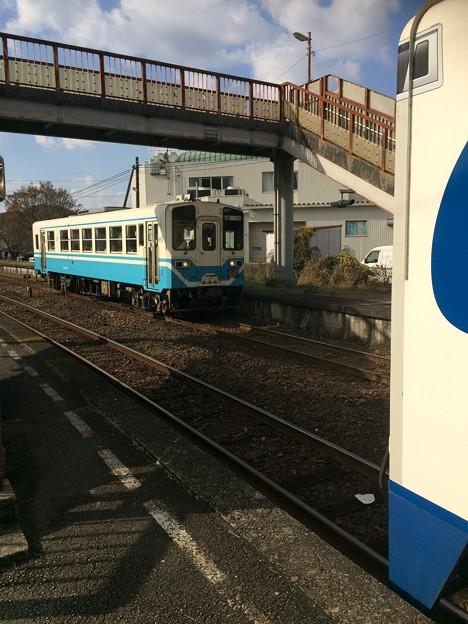 伊予宮野下駅3