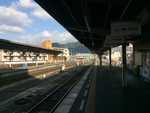 宇和島駅4