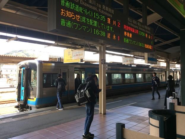 宇和島駅10