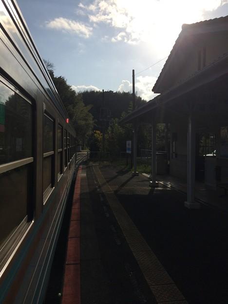 伊予吉田駅1