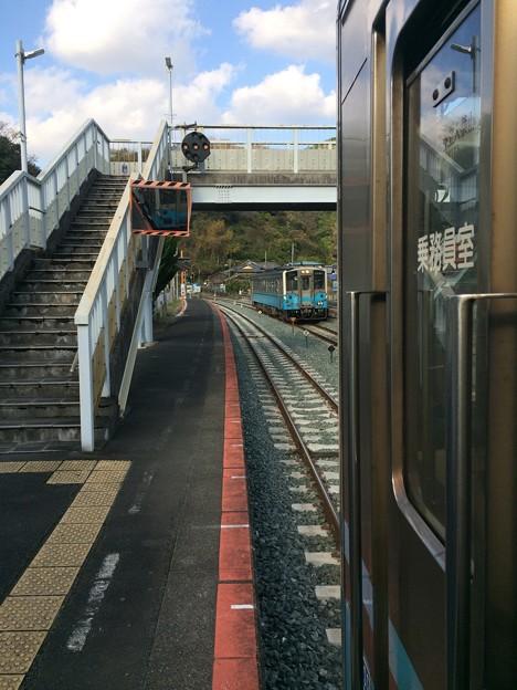 伊予吉田駅2