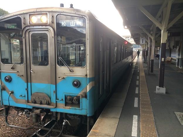 八幡浜駅1