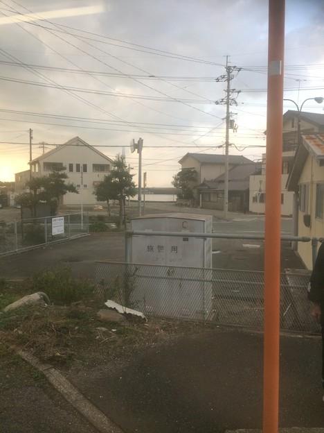 伊予長浜駅1