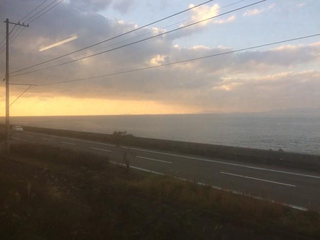 伊予灘の車窓風景8