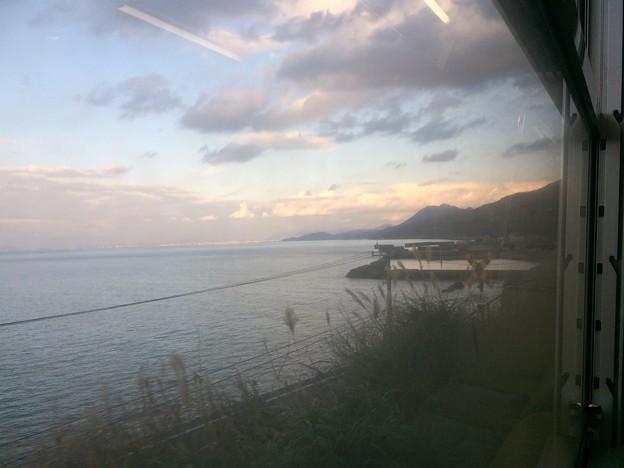 伊予灘の車窓風景10