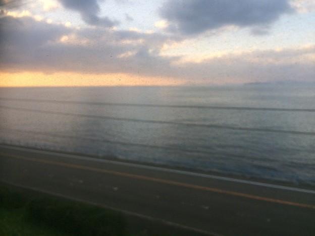 伊予灘の車窓風景14