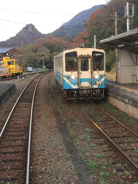 伊予上灘駅2