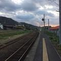伊予上灘駅3
