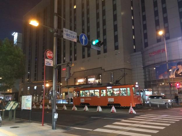 大街道電停3