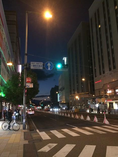 大街道電停5